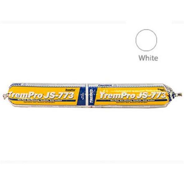 TremPro 635 Urethane Sausage - White