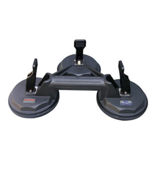 Triple Pad Heavy Duty Aluminum Vacuum Suction Lifter