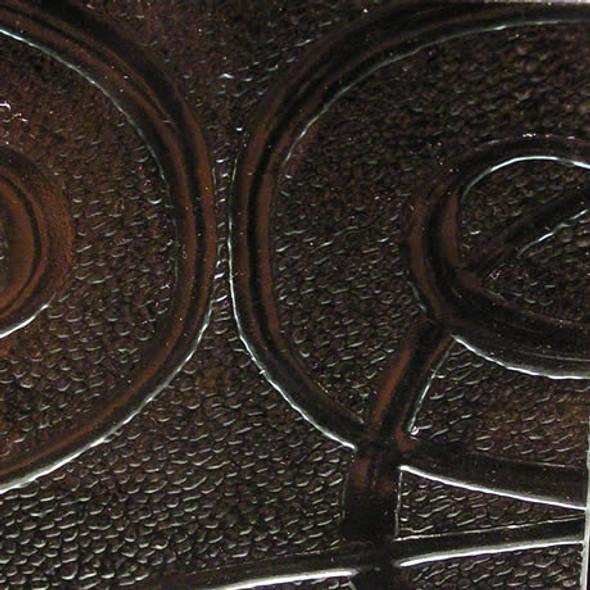 """WG22 Swirled Glass 4"""" x 4"""" Sample"""