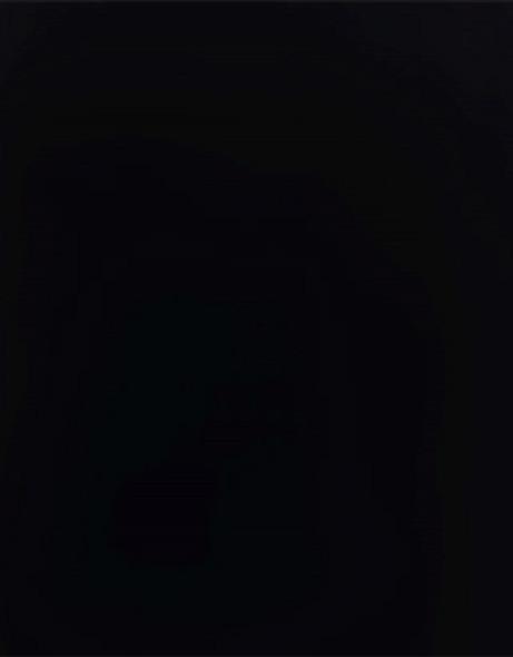 "WG301 Black Back Painted Glass 4"" x 4"" Sample"
