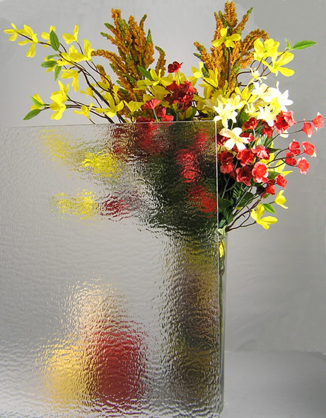 "WG46 Textured Glass 4"" x 4"" Sample"