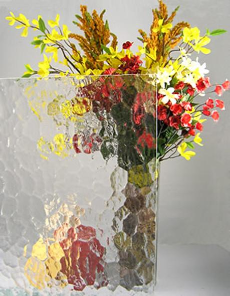 "WG88 Pebbled Glass 4"" x 4"" Sample"