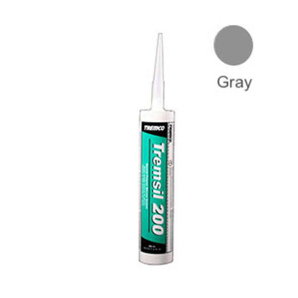 Tremsil 200 Silicone Cartridge - Gray
