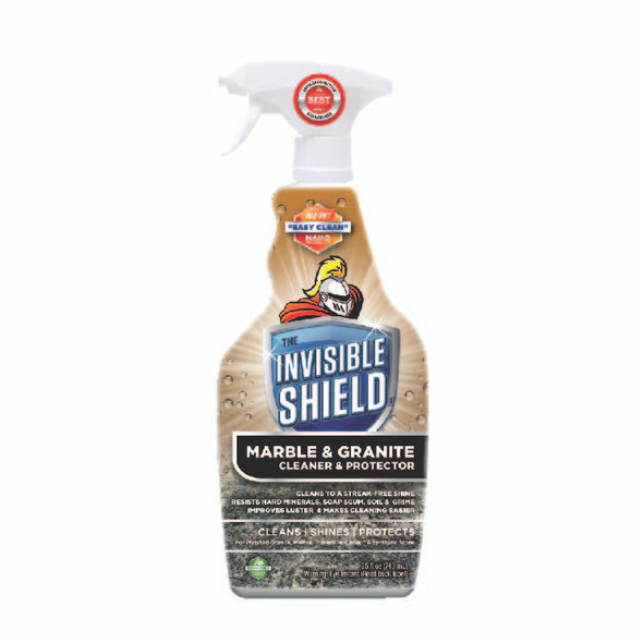 Invisible Shield Marble & Granite Cleaner & Protectant - 25 oz