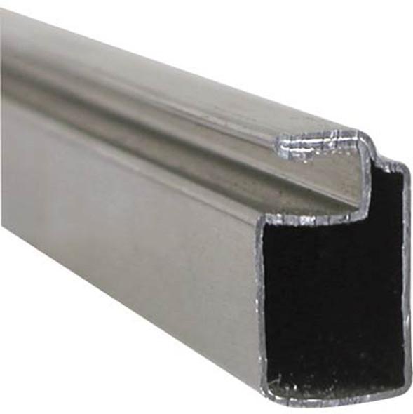 "3/8"" Mill Finish Aluminum Screen Frame .020 - 10 Pack 72"""