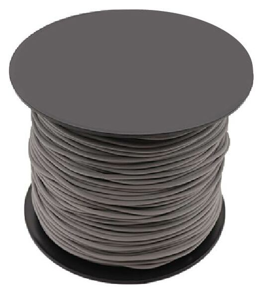 Gray Retainer Spline - Serrated - .175 x 1450'