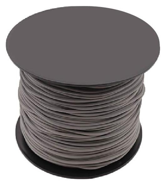 Gray Retainer Spline - Serrated - .185 x 1350'