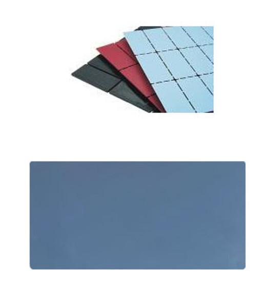 """1/16"""" x  2"""" x  4"""" Blue Vers-A-Shim Plastic Bearing Shimstrips  18 Pack"""