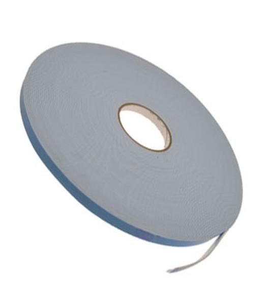 """1/16"""" X 1/2"""" White Double Sided Foam 2 Way Glazing Tape"""