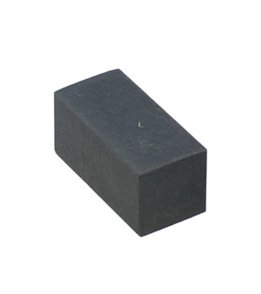 "1/2"" x 1/2"" x 1"" Neoprene Setting Blocks For Glass - 100 Pack"