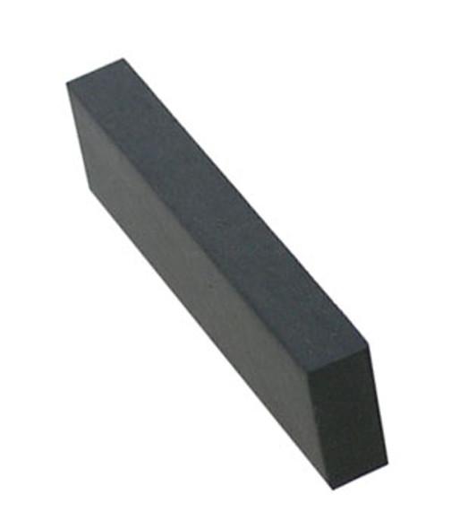 """1/2"""" x 1/4"""" x 2"""" Neoprene Setting Blocks For Glass - 100 Pack"""