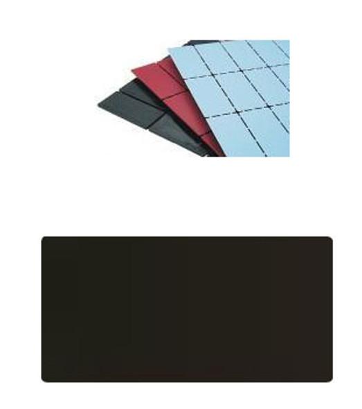 """1/4"""" x  2"""" x  4"""" Black Vers-A-Shim Plastic Bearing Shimstrips  20 Pack"""