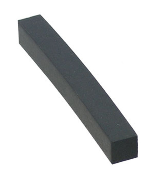 "1/4"" x 1/4"" x 2""  Neoprene Setting Blocks For Glass - 100 Pack"