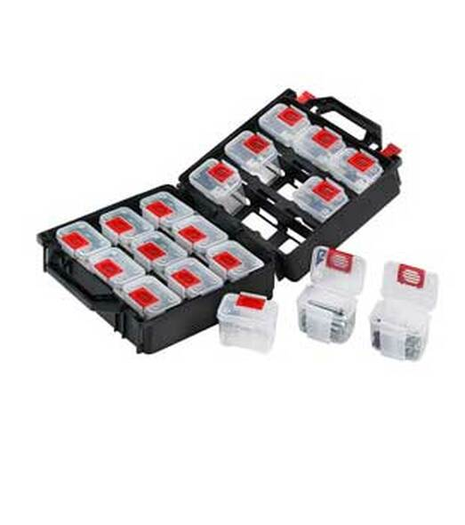 18 Removable Compartment Parts Organizer