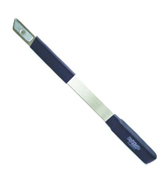 """18"""" Aluminum Long Handle Razor Flat Cut Out Knife"""