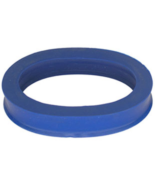 """2""""  X 4"""" Oval Suction Base Coolant Drilling Ring"""