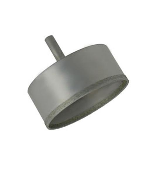 """3-1/2"""" Diamond Plated Hole/Core Glass Drill Bit"""