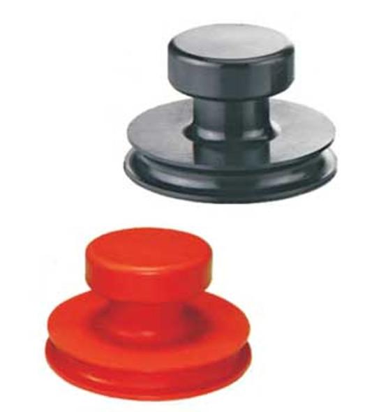 """3-1/4"""" Rubber Grifter Vacuum Lifter - 2 Pack"""