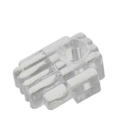 """3/16"""" Mirror Clips For Walls Or Doors - 4 Pack"""