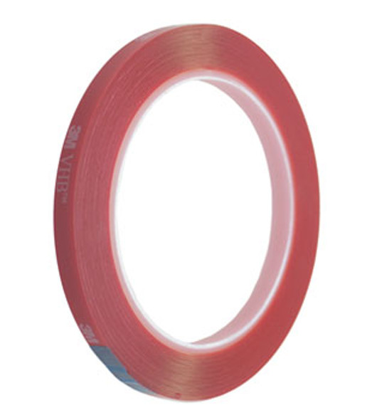 "3M VHB Acrylic Shower Seal Tape 1/4"" X .020 X 20'"