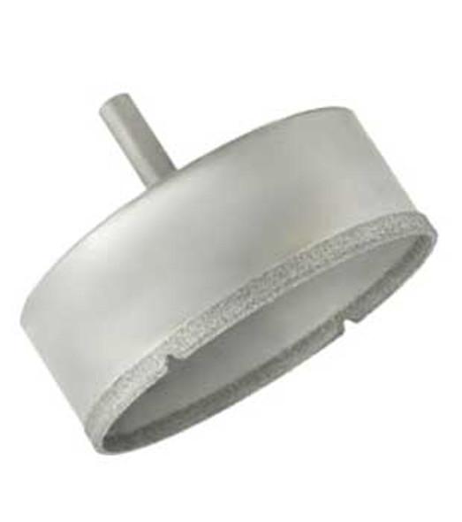 """4-1/2"""" Diamond Plated Hole/Core Glass Drill Bit"""