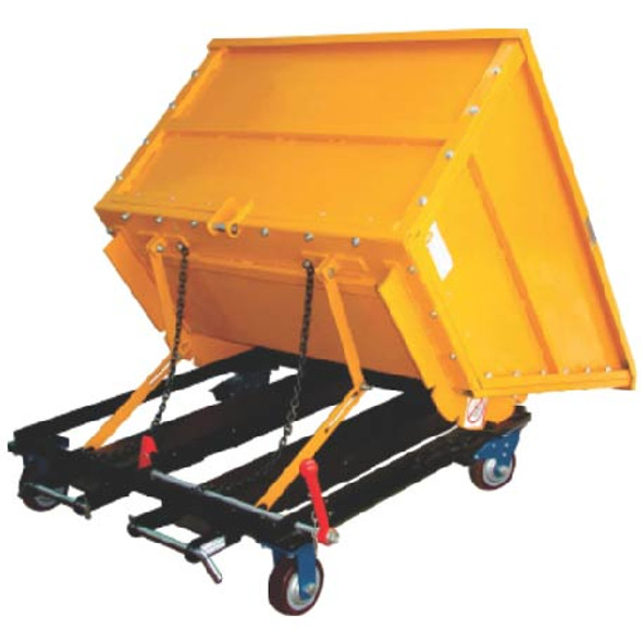 Abaco .92 Cubic Yard Collapsible Dumpster CD70
