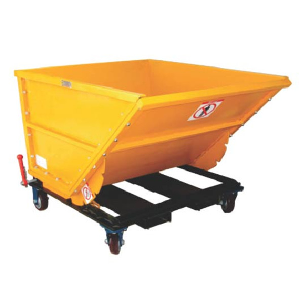Abaco 1.31 Cubic Yard Collapsible Dumpster CD102