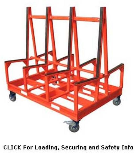 Abaco One Stop High Load A-Frame Cart OSHA7236