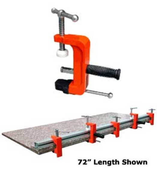 Abaco Slab Lamination Clamp 47""