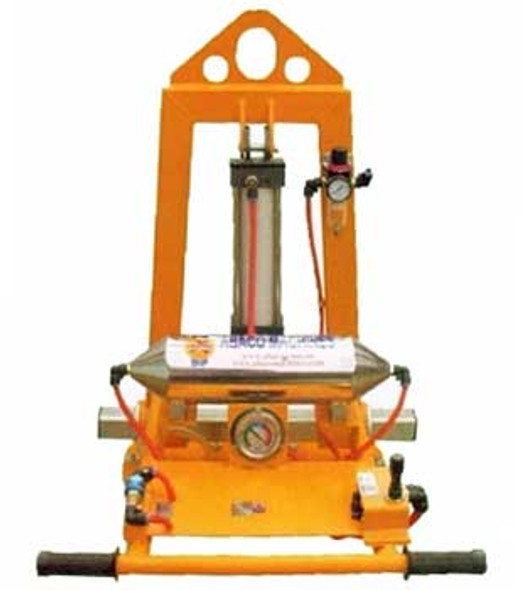 Abaco SVL25 1 Pad Pneumatic Stone Vacuum Lifter