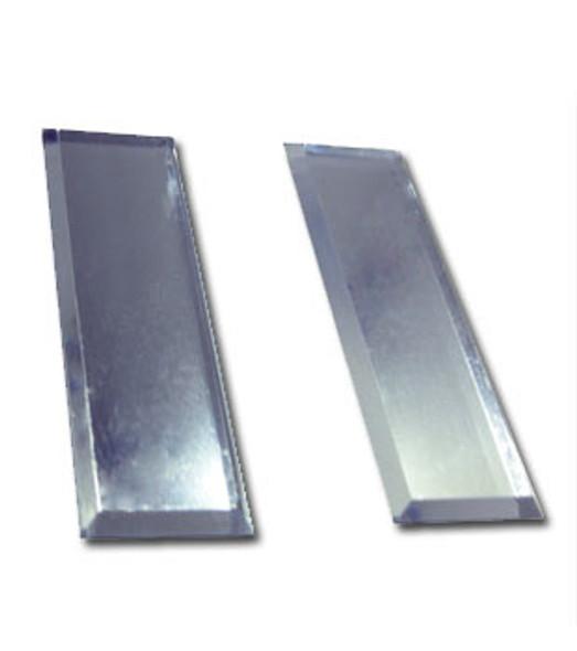 Acrylic Mirror Economy Finger Glide - Beveled Edge
