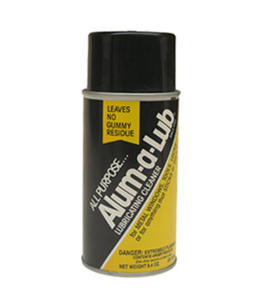 Alum-A-Lub Lubricating Cleaner Spray