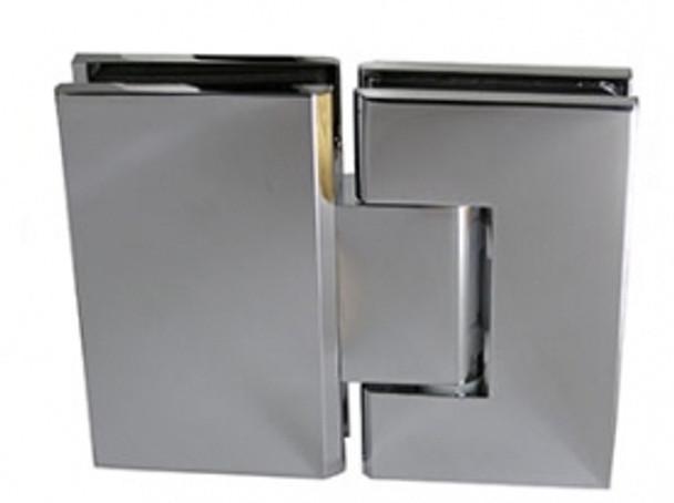 Chrome American Classic 180 Degree Glass To Glass Shower Door Hinge
