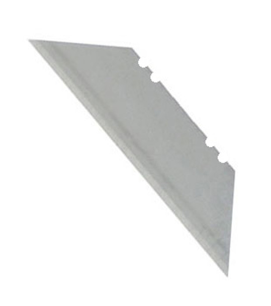 Extra Long Notched Utility Razor Blades 10 Pack