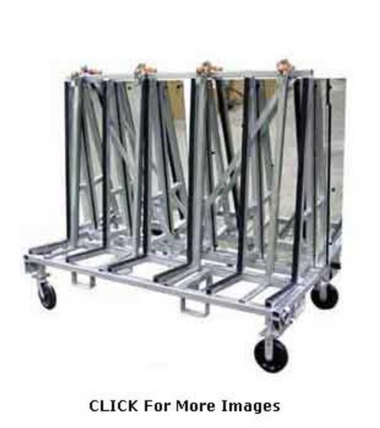 "Groves Heavy Duty Transport Rack - 96"" x  60"""