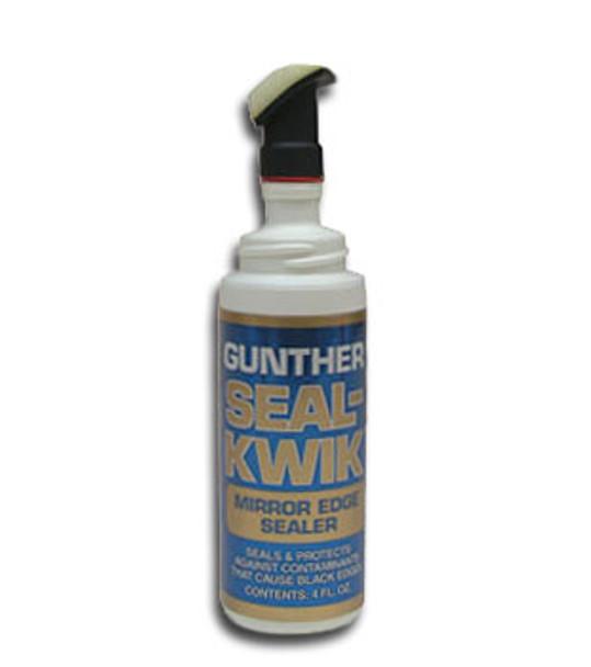 Gunther Seal-Kwik Mirror Edge Sealer 4 fl oz