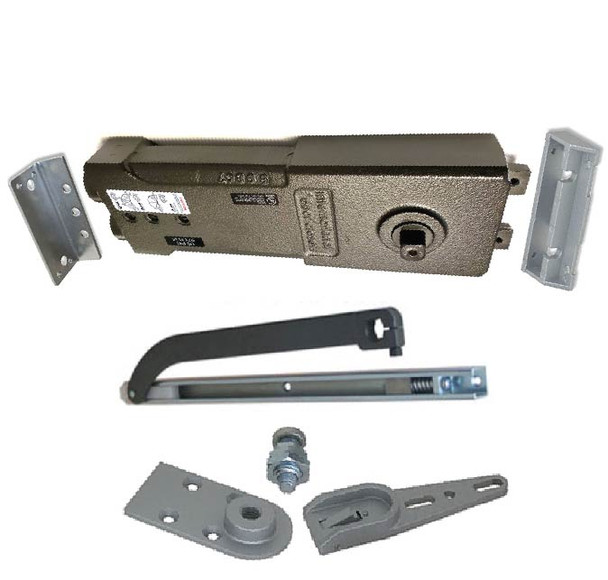 International 230 Medium Concealed Overhead Closer Kit - F Arm 105 HO