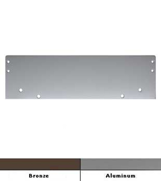 International Door Closers TJB-9000 Top Jamb Bracket For #9000 Closer