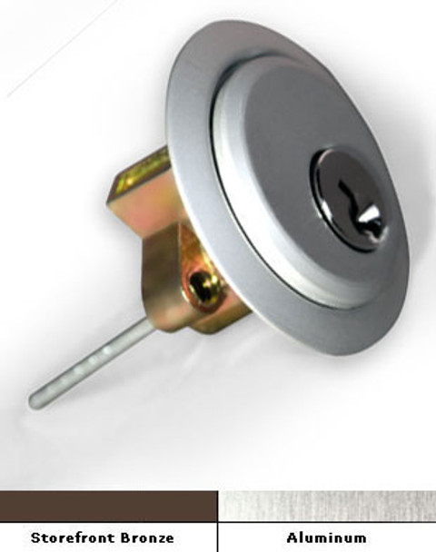 International Replacement Rim Cylinder Lock For Rim Panic Hardware
