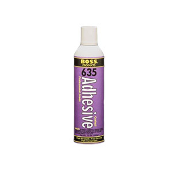 Spray Adhesive CA Approved 635C 10.25 Oz