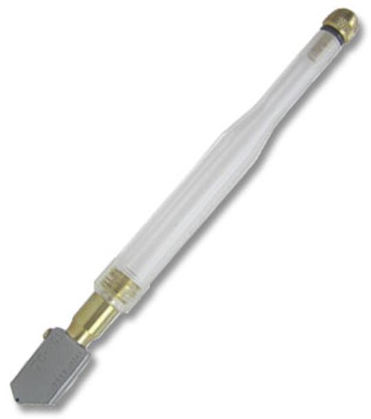 Toyo Comfort Grip Supercutter Oil Feed Glass Cutter-Straight Cutting