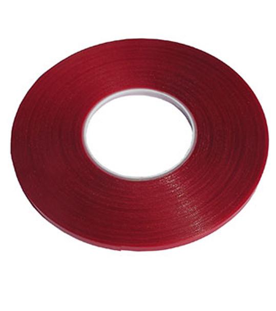 "WGS Acrylic Very Hi-Bond Shower Seal Tape 1/4"" X .020 X 108'"