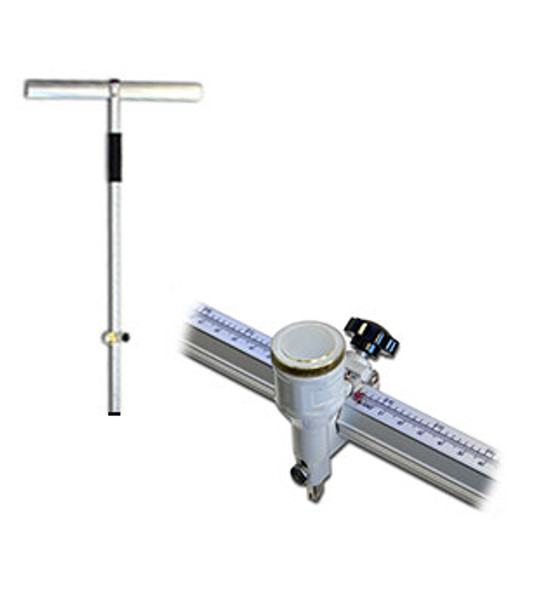 """36"""" T Style Self Oiling Speed Strip Glass Cutter"""