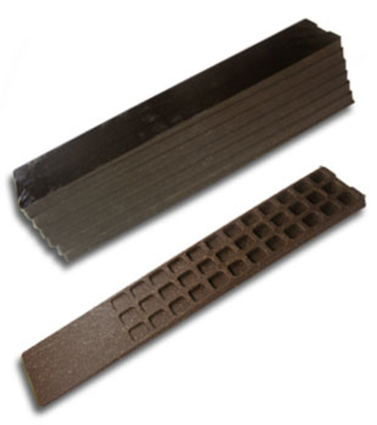 """8"""" Wood Composite Shims 12 Pack"""