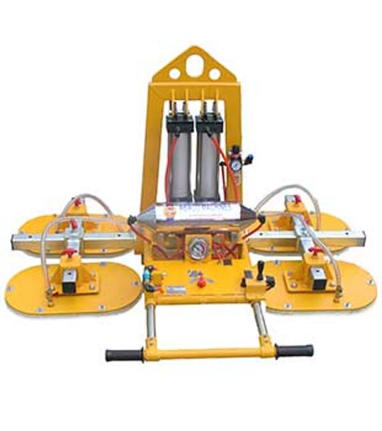 Abaco SVL100 4 Pad Pneumatic Stone Vacuum Lifter