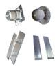 Acrylic Mirror Knobs/Pulls/Rings