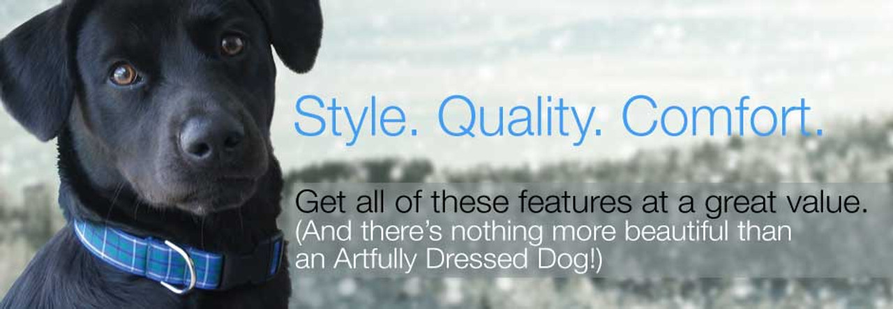 quality dog collars made in USA