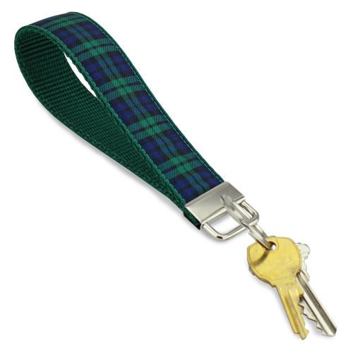 Blackwatch Keyring, Keychain wristlet