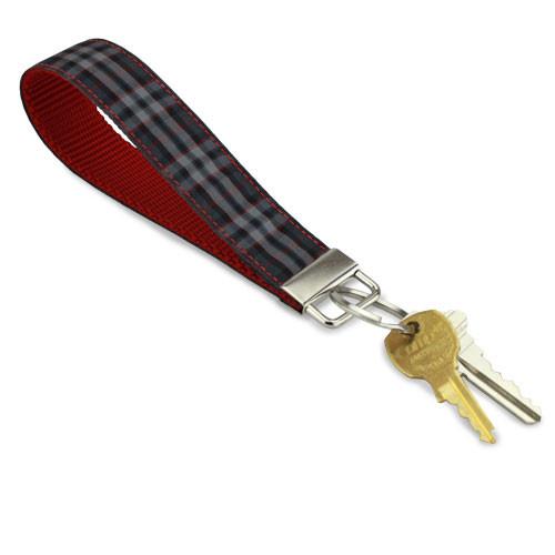 Pride of Scotland Key Ring, Wristlet