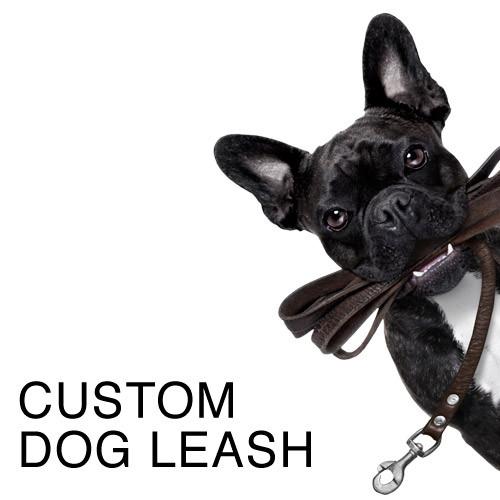 Custom Dog Leash, Made to Order, Customized